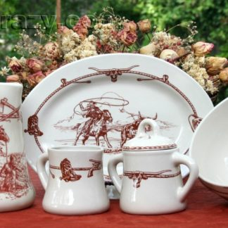 Texas Dinnerware